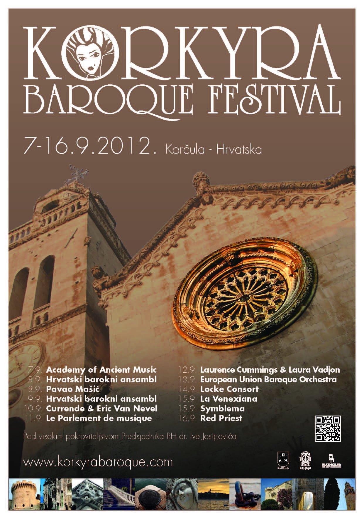 Korkyra Baroque Festival 2012