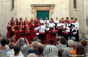 "Choir ""Moreska"" from Korcula"