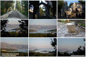 Collage of photos of Sveti Anton Collage of photos of Sveti Anton - photos author : Vinka Damjanovic