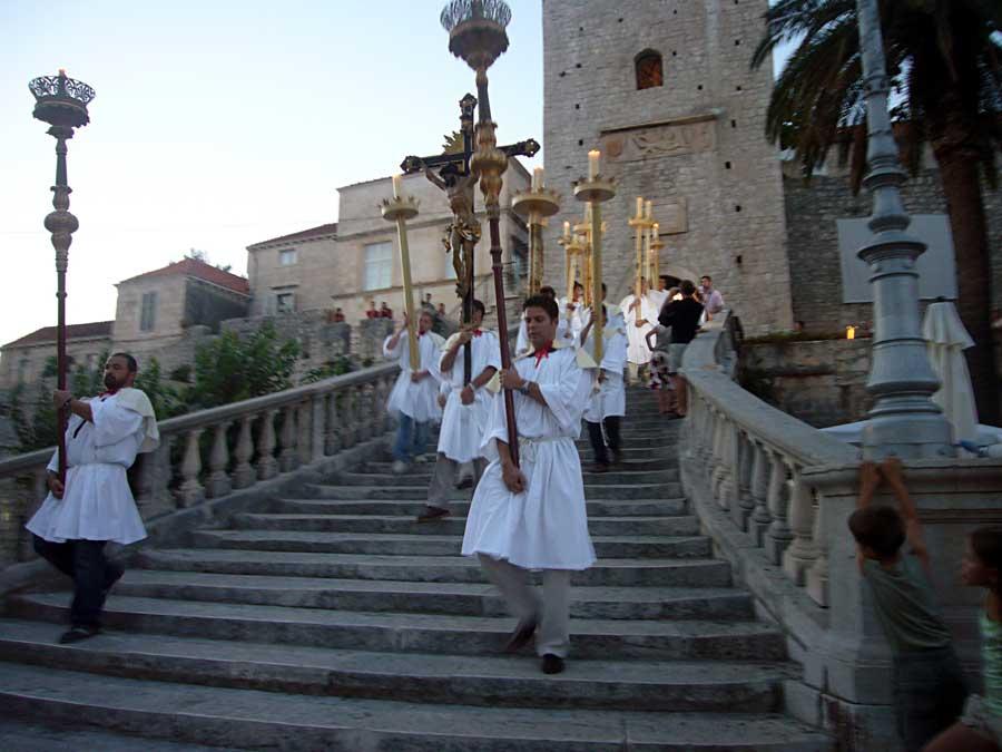 Procession Sveti Todor 2007