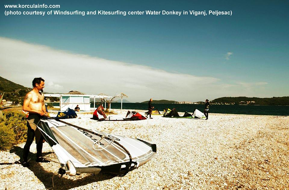 Fantastic windsurfing location - Viganj