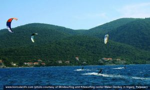 Group of Kitesurfers