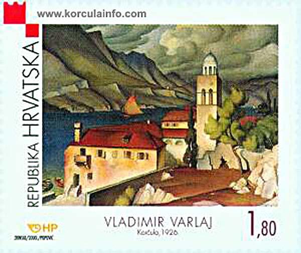 Vvadimir-varlaj-painting-korcula1926