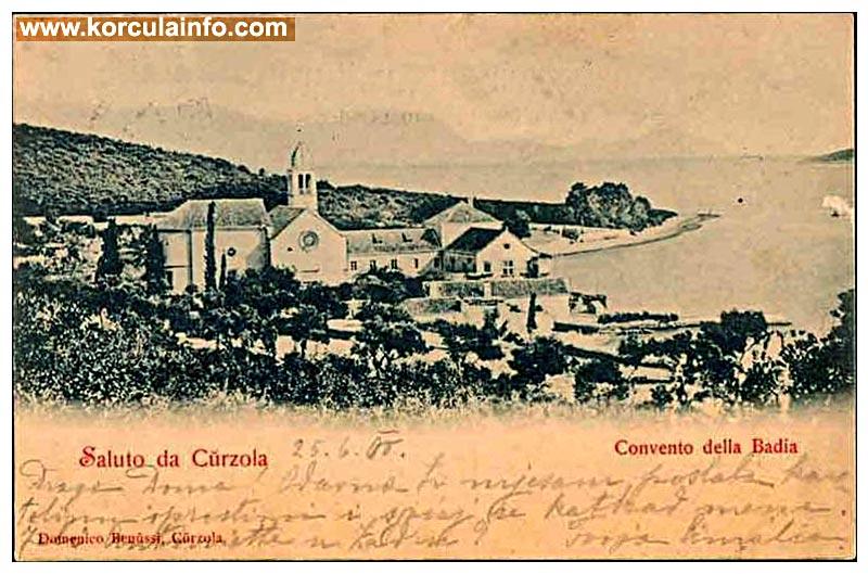 Monastery Convento della Badia (1905)