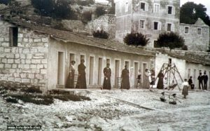 Mums and children @ Banje in 1920