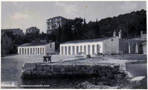Quiet day at Banje (1930s)