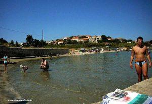 Sandy Beach at Bilin Zal