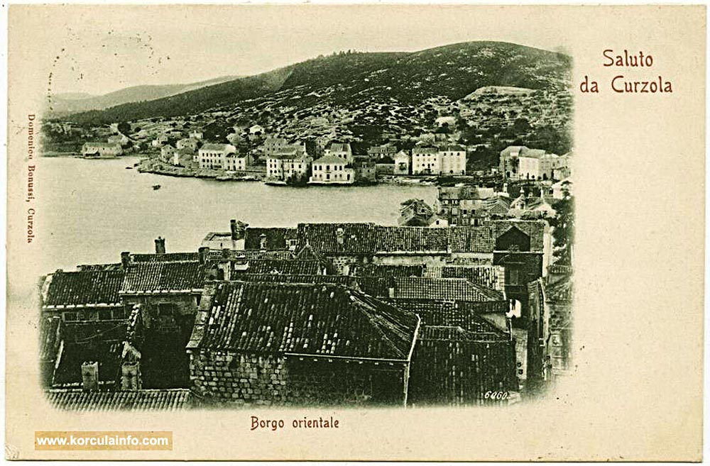 Borak in late 1800s