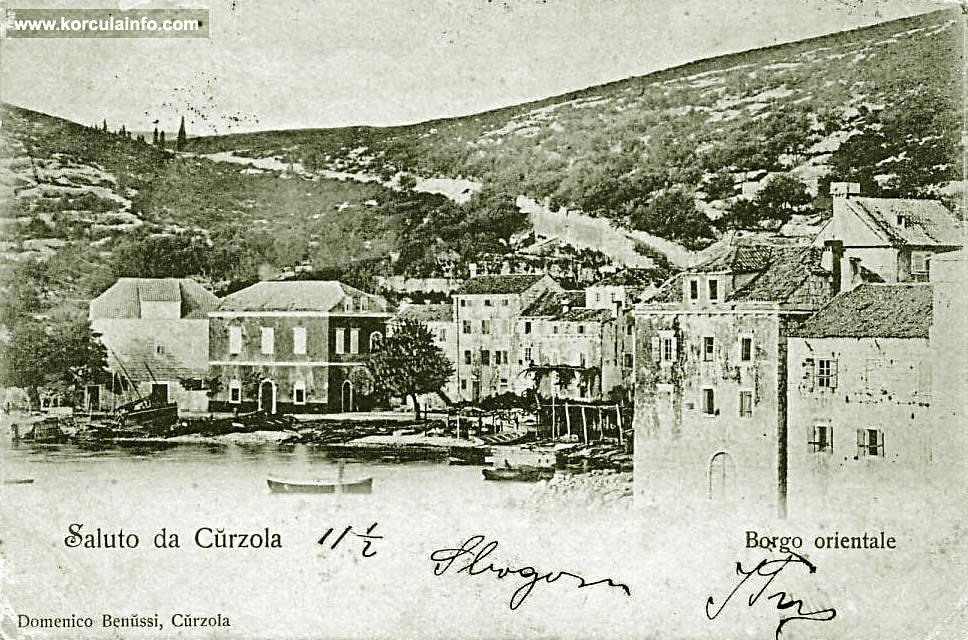Borak in 1890s
