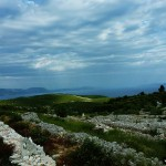 Defora - views over Mljet and Peljesac