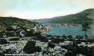 Panorama Borak from 1920s