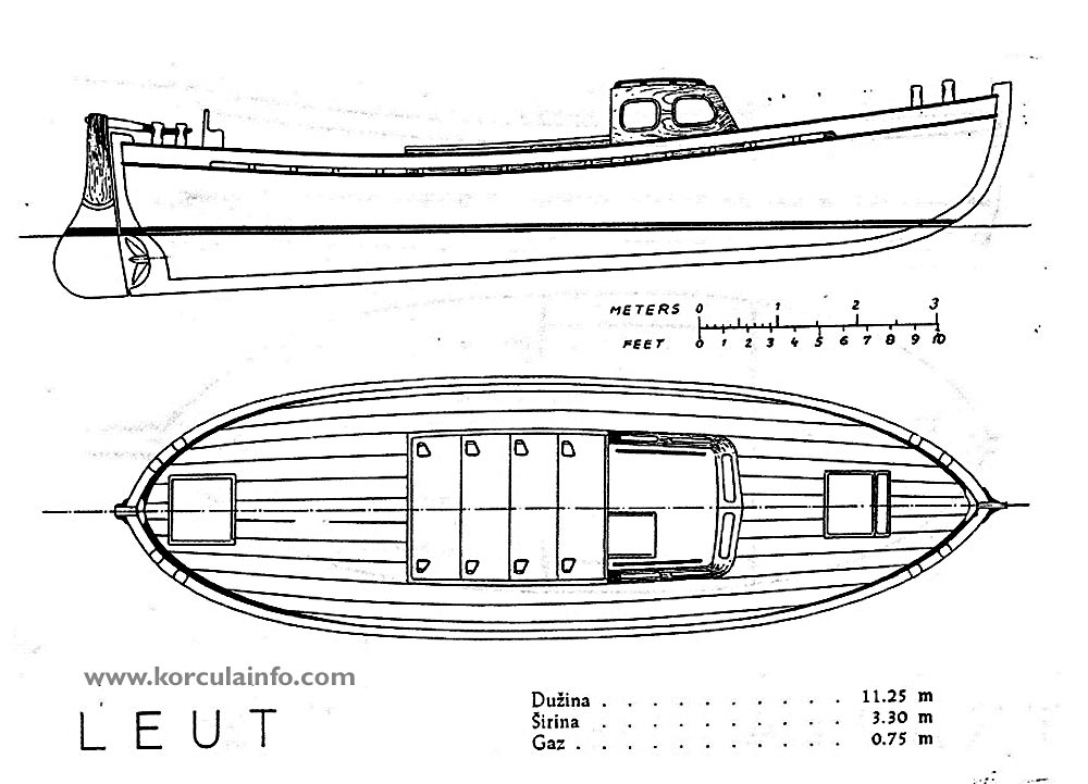 Leut Boat