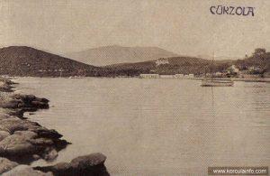 Porto Pedoci - Luka Korculanska - Curzola 1900's Porto Pedoci - Luka Korculanska - Curzola