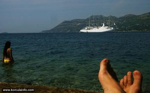 Lazy afternoon in Mandrac with great views