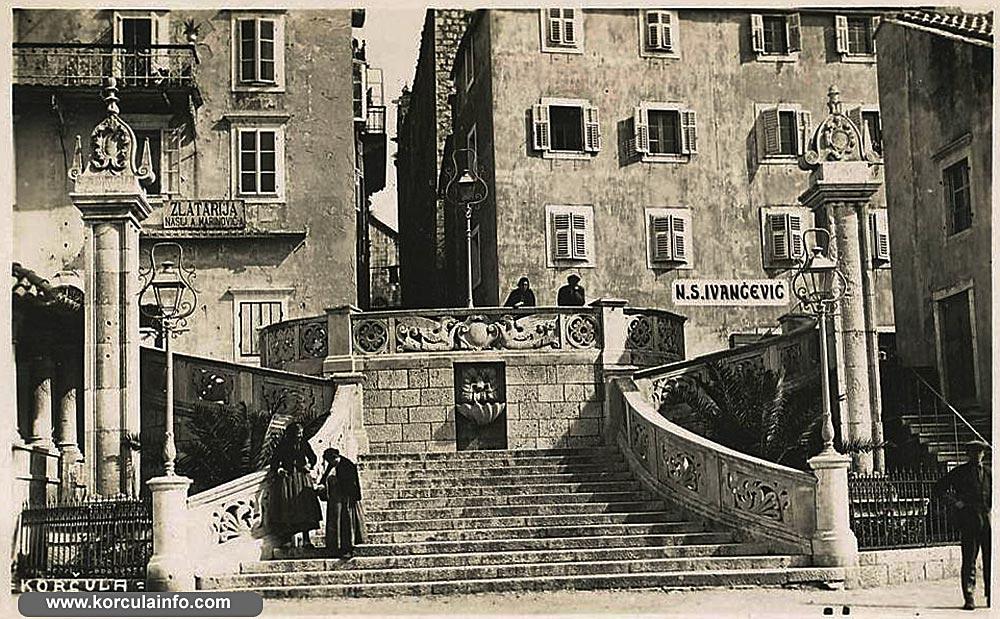 Morska Vrata (Porta Maris) 1910