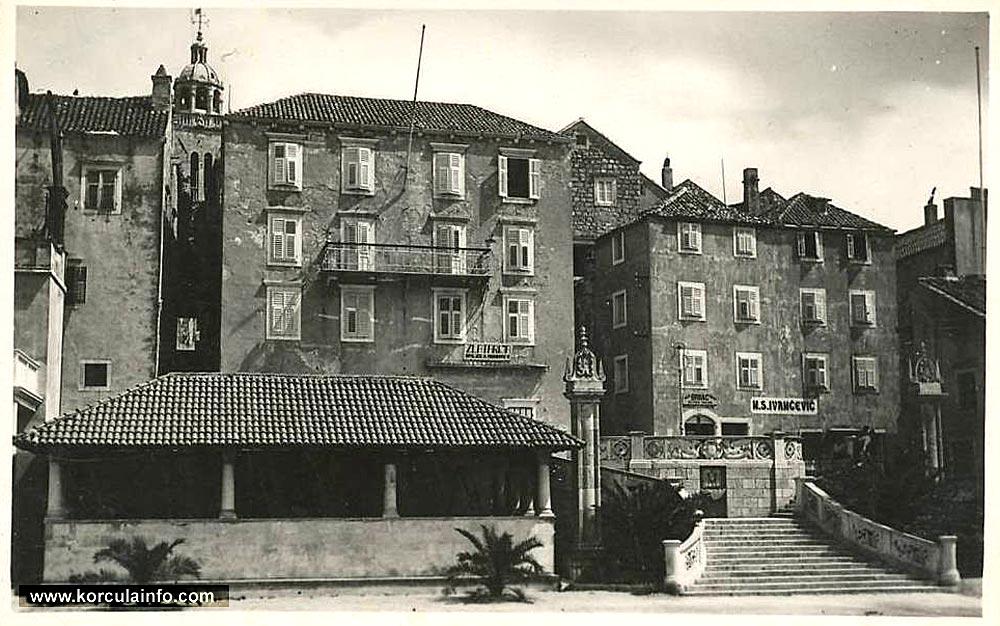 Morska Vrata (Porta Maris) - Korcula (1900s)