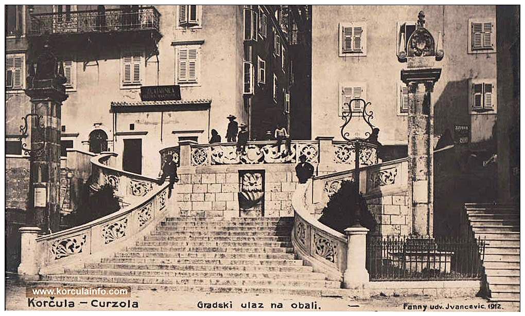 Morska Vrata (Porta Maris) 1912