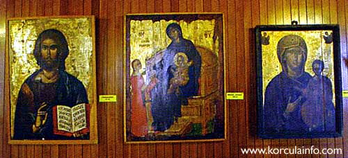 Museum of Icons in Korcula