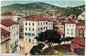 Plokata in 1900s