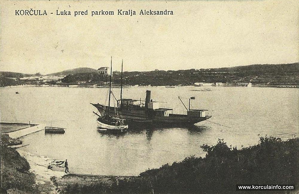 Porto Pidocchio (1920)