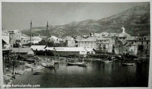 Punta Jurana, late 1940s (beginnig 1950s)
