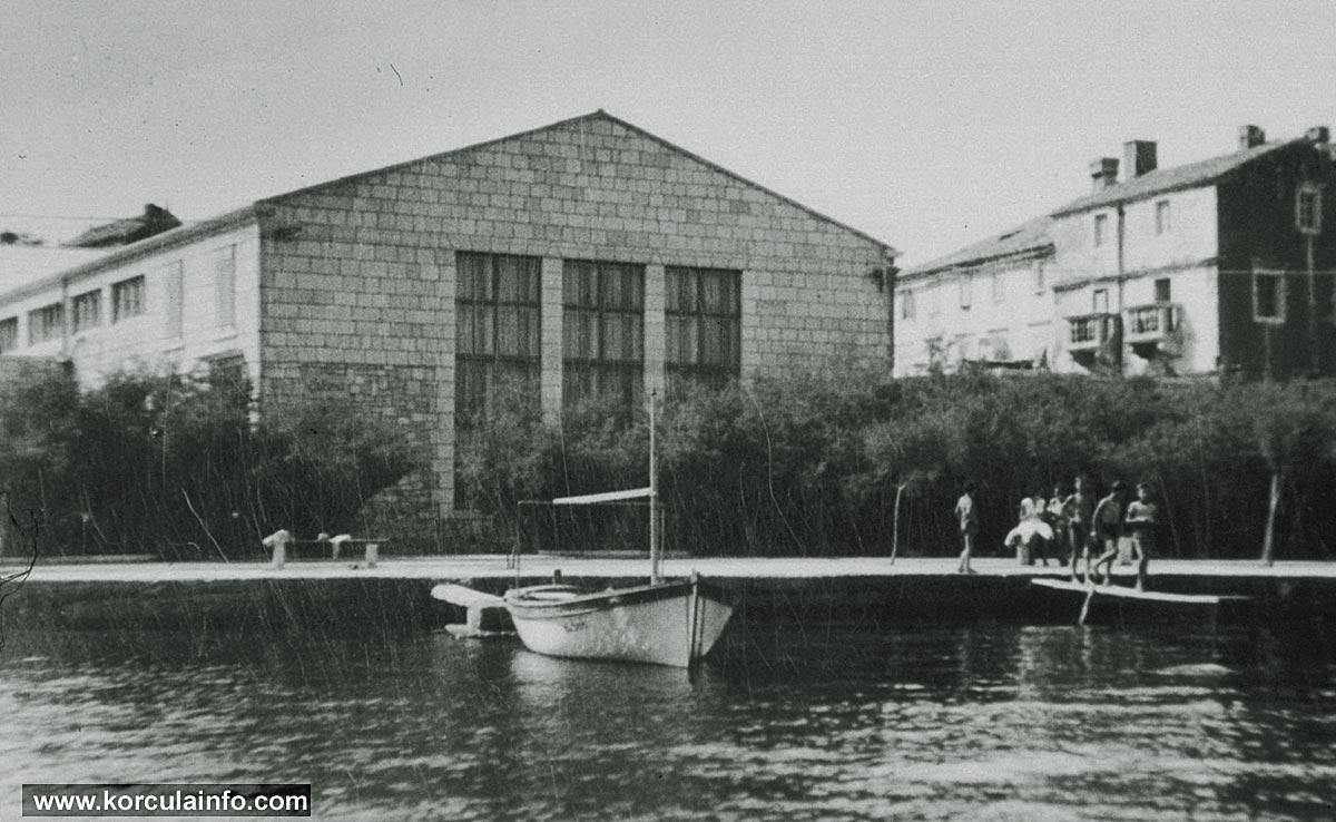 Punta Jurana, Dom Kulture (1960s)