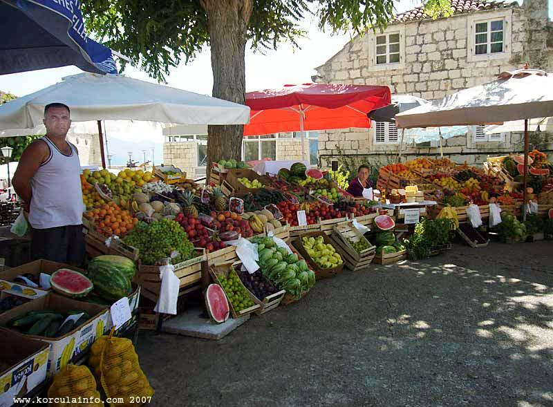 Rotonda Fruit and Veg Market