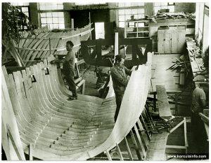 Shipbuilders, Korcula