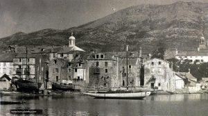 Shipyard @ Punta Jurana - late 1920s