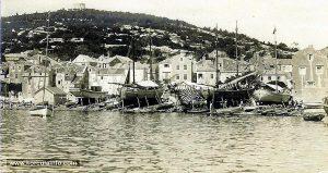 Shipyard @ Punta Jurana 1920s