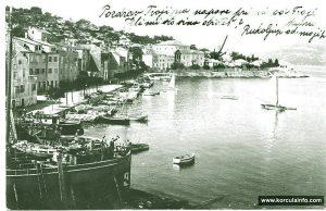 Shipyards in Sv Nikola - Korcula (1900s)