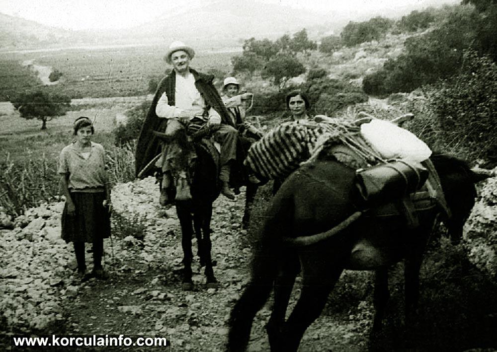 Smokvica Vineyards (1931)