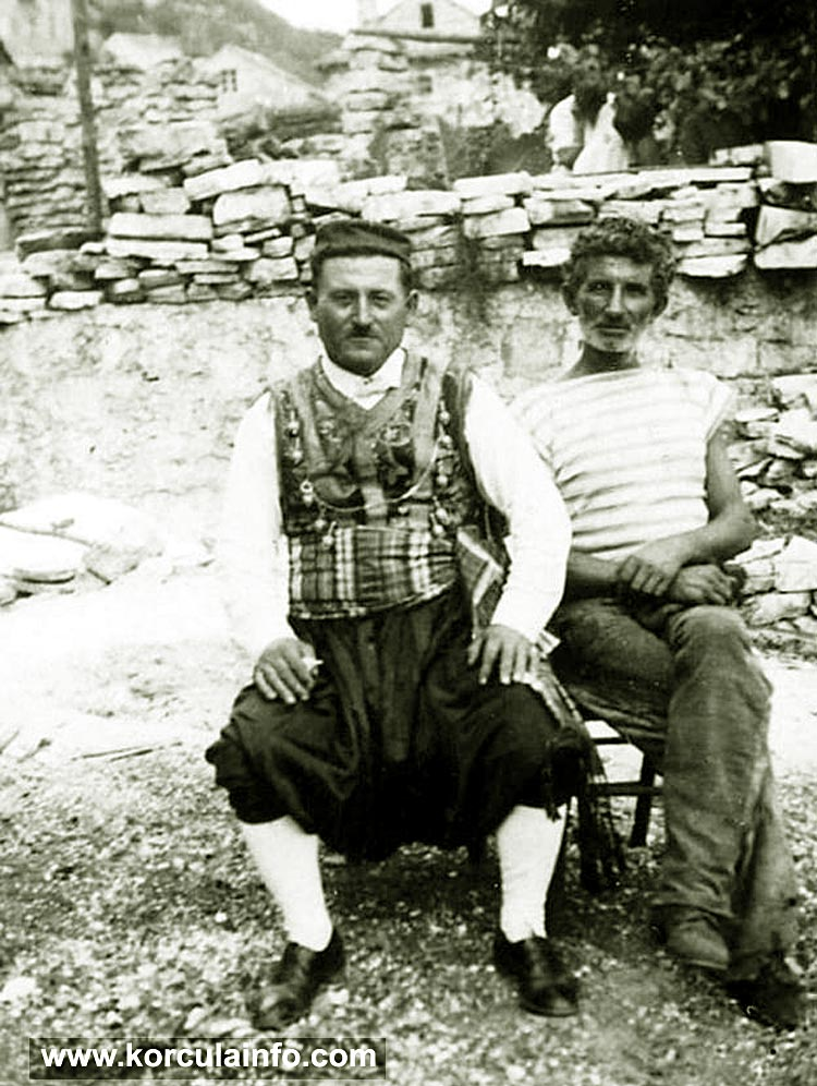 Two Man from Smokvica (1931)