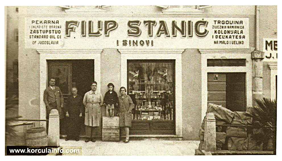 stanic-bakery-korcula1930s