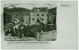 Large Revelin Tower - photo from Feburay 1900