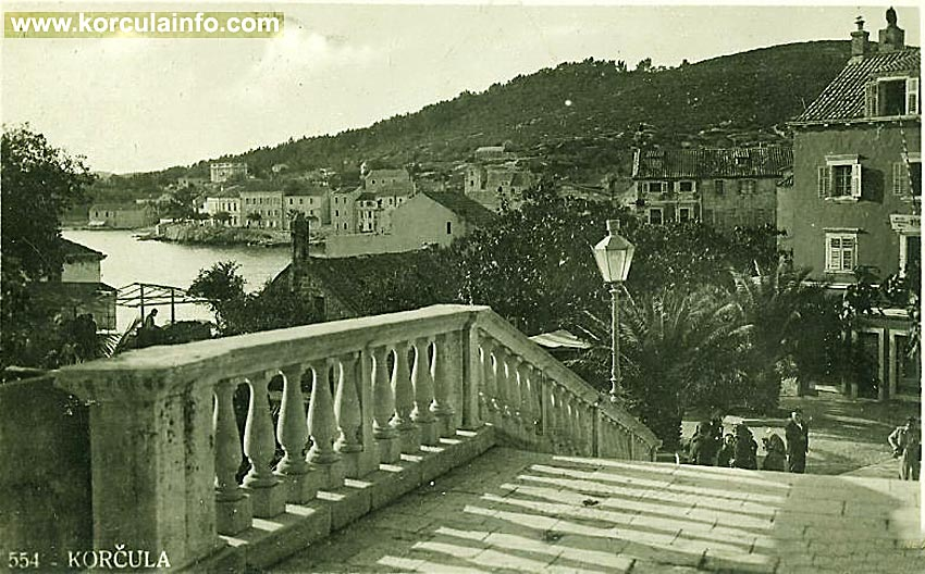 Large Revelin Tower - photo from late 1930s