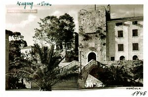 Large Revelin Tower - photo from 1934
