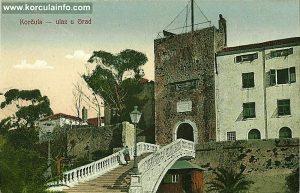 La storia di Curzola