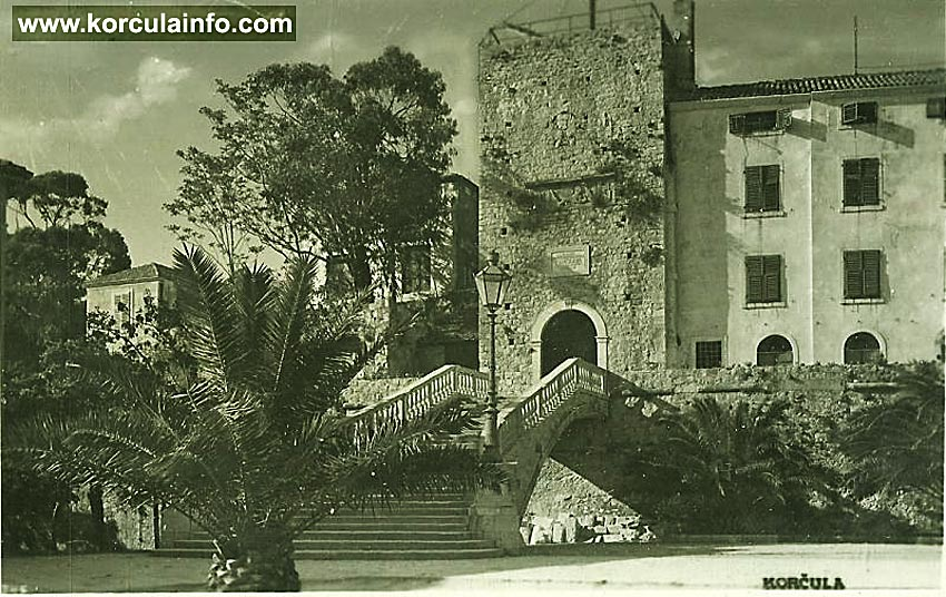 Large Revelin Tower - 1934