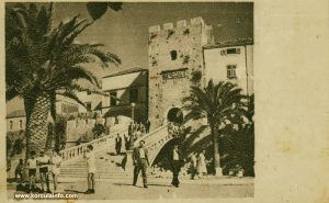 Large Revelin Tower - photo from 1940s
