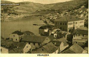 Vela Luka in 1939