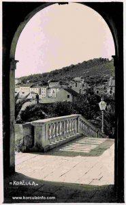 Kopnena Vrata - Vrata od Grada @ Veliki Revelin, Korcula