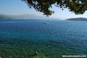 Views from Zakerjan beach towards Archipelago