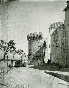 Zakerjan Street Scene - 1910