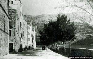 Zakrejan Promenade in 1920s