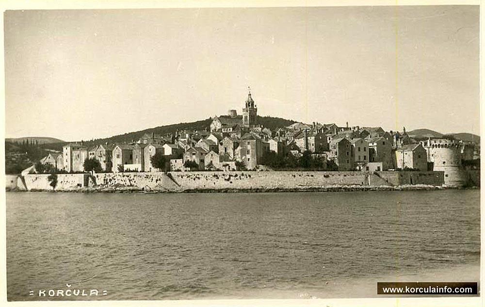 Views over Zakerjan in 1930s