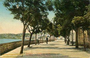 Zakrejan Promenade in 1922