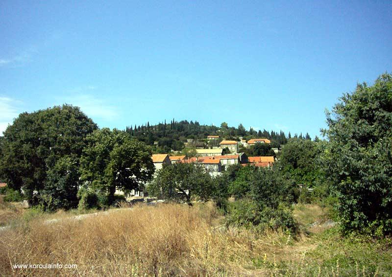 Landscape of Zrnovo