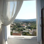 Lovely views from Bakaric house @ Brdo, Zrnovo