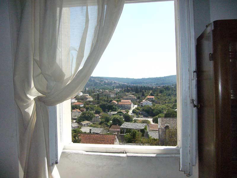 Lovely views from Bakaric house @ Brdo, Zrnovo